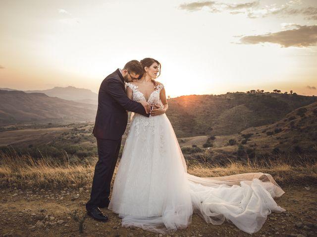 Il matrimonio di Giuseppe e Adriana a Assoro, Enna 33