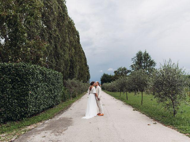 Il matrimonio di Alessio e Valentina a Veggiano, Padova 14