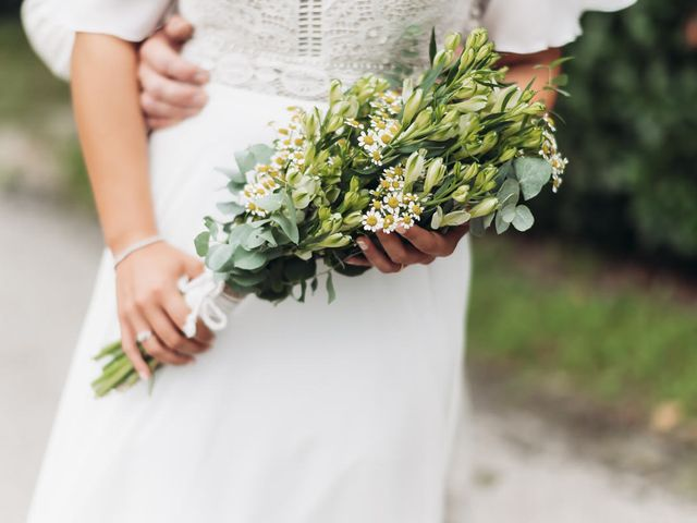 Il matrimonio di Alessio e Valentina a Veggiano, Padova 19