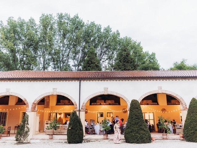 Il matrimonio di Alessio e Valentina a Veggiano, Padova 43