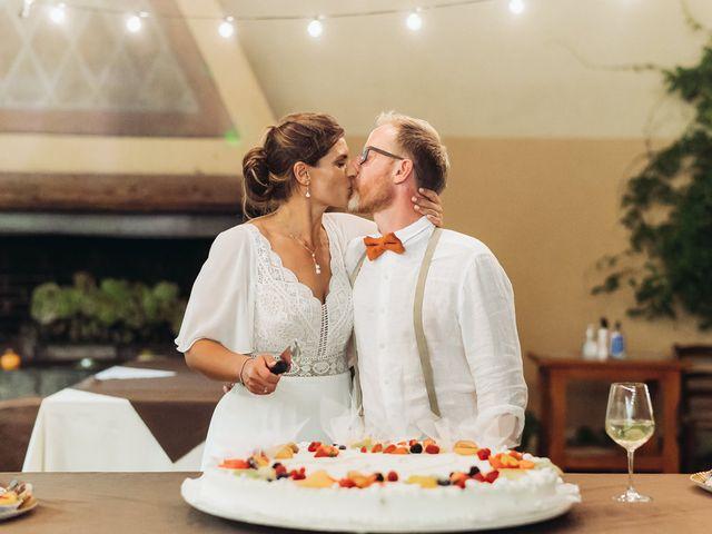 Il matrimonio di Alessio e Valentina a Veggiano, Padova 57