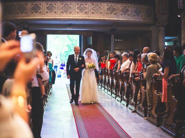 Il matrimonio di Tobia e Sefora a Trieste, Trieste 15