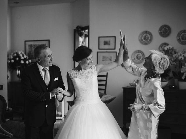Il matrimonio di Diego e Elena a Treviso, Treviso 16