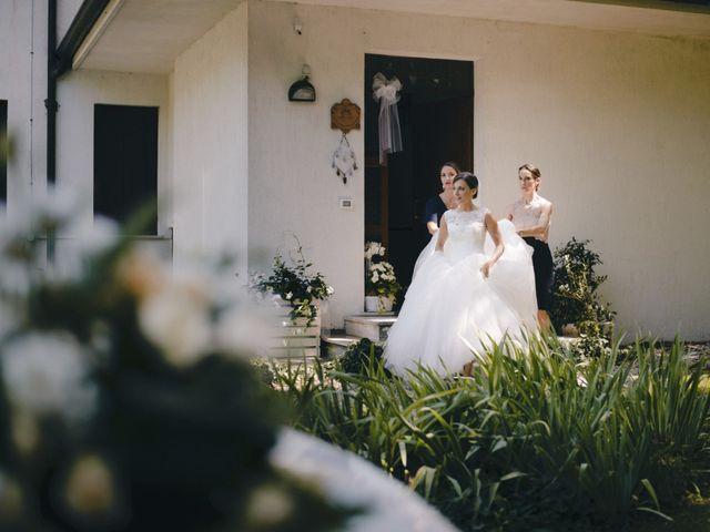 Il matrimonio di Diego e Elena a Treviso, Treviso 17