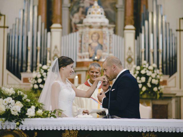 Il matrimonio di Diego e Elena a Treviso, Treviso 24