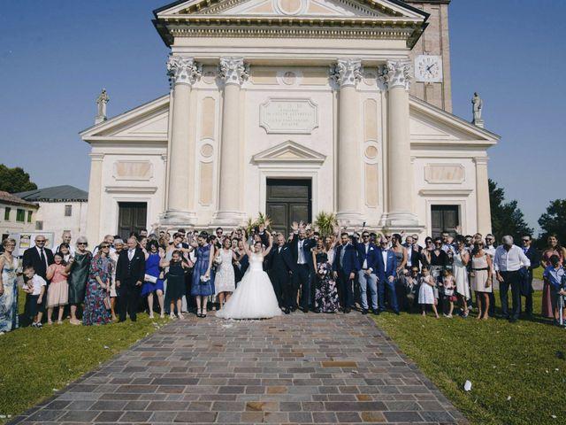 Il matrimonio di Diego e Elena a Treviso, Treviso 28