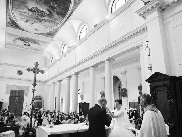 Il matrimonio di Diego e Elena a Treviso, Treviso 34
