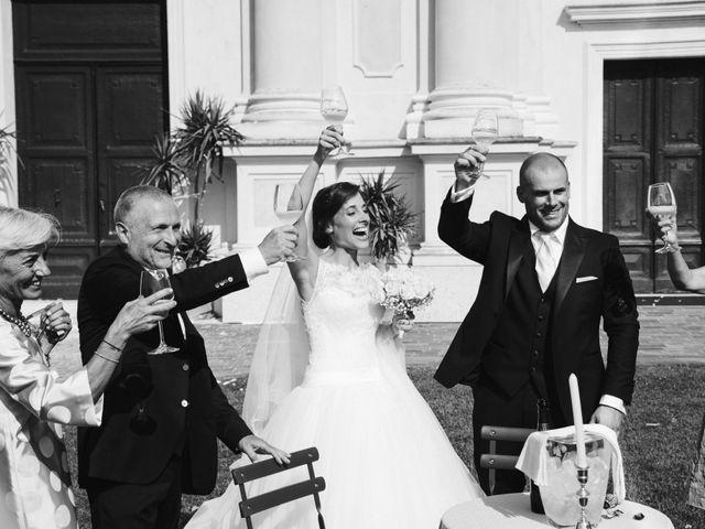 Il matrimonio di Diego e Elena a Treviso, Treviso 41