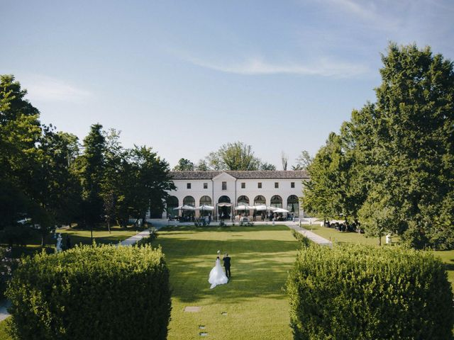 Il matrimonio di Diego e Elena a Treviso, Treviso 42
