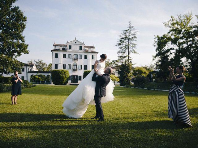 Il matrimonio di Diego e Elena a Treviso, Treviso 43