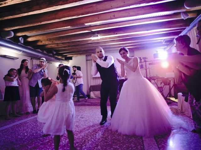 Il matrimonio di Diego e Elena a Treviso, Treviso 76