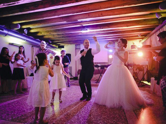 Il matrimonio di Diego e Elena a Treviso, Treviso 77