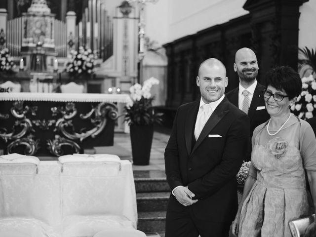 Il matrimonio di Diego e Elena a Treviso, Treviso 79