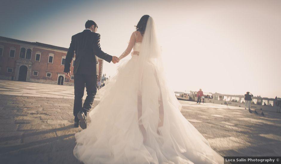 Il matrimonio di Mattia e Julia a Venezia, Venezia