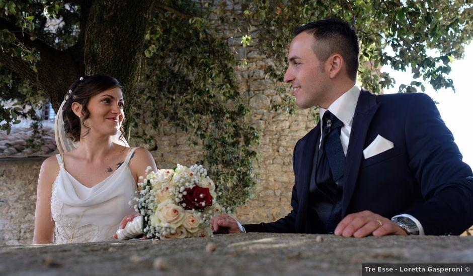 Il matrimonio di Salvatore e Larisa a Orvieto, Terni