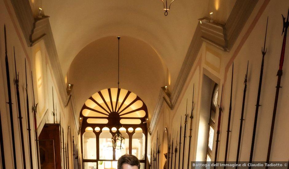 Il matrimonio di Andrea e Xiwei a Cison di Valmarino, Treviso