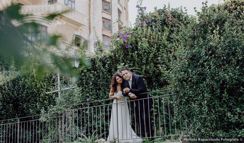 Il matrimonio di Gianluigi e Daniela a Napoli, Napoli