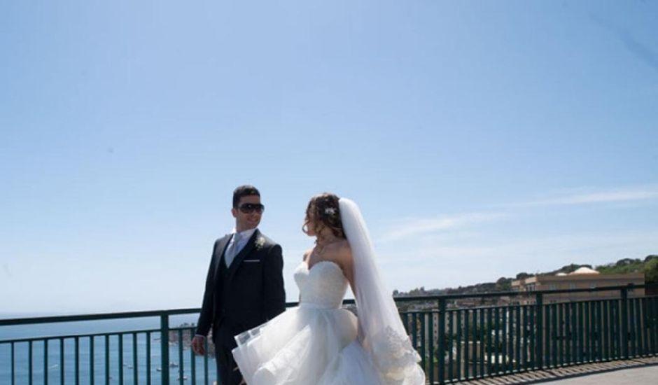 Il matrimonio di Domenico e Cristina a Napoli, Napoli