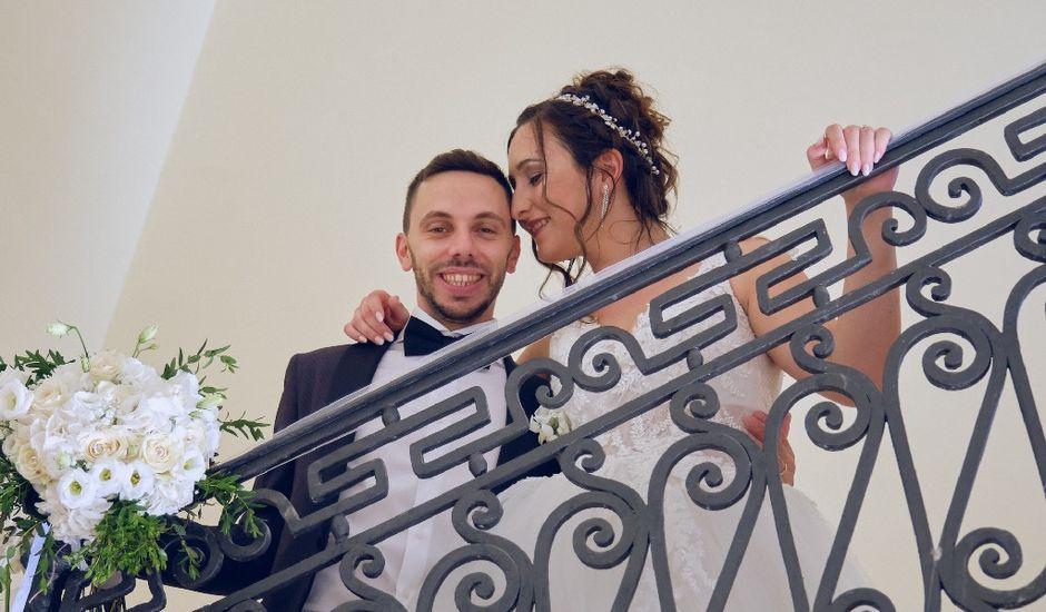Il matrimonio di Simone e Maria Lucia  a Baranello, Campobasso