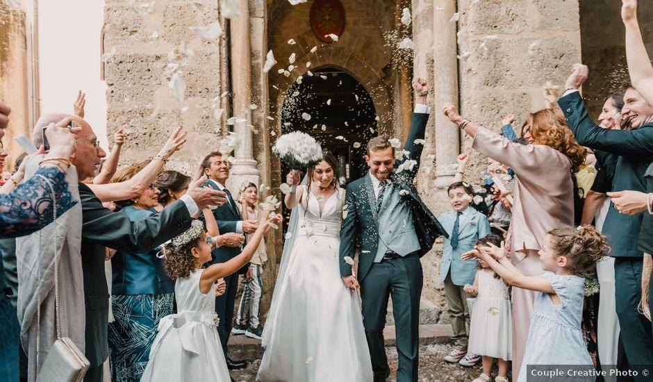 Il matrimonio di Fabrizia e Angelo a Partinico, Palermo