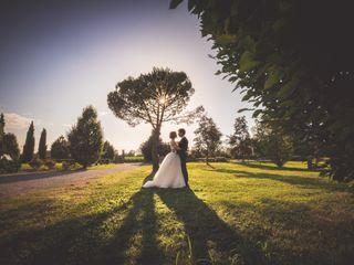 Le nozze di Elena e Massi