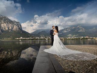 Le nozze di Valentina e Manuel