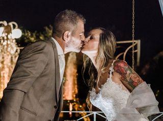 Le nozze di Sonia Suez e Simone Quarta 1