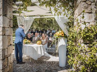 Le nozze di Sonia Suez e Simone Quarta 2