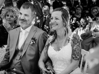 Le nozze di Sonia Suez e Simone Quarta 3