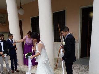 Le nozze di Irene Ranzani e Matteo Trevisan 1