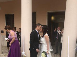 Le nozze di Irene Ranzani e Matteo Trevisan 2