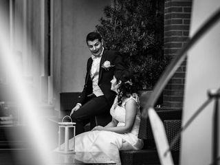 Le nozze di Irene Ranzani e Matteo Trevisan