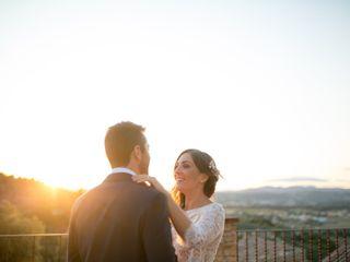 Le nozze di Chiara e Stefano