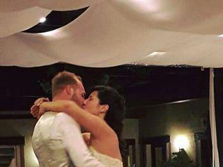 Le nozze di Jessica  e Simone 1