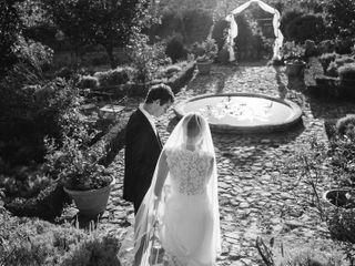 Le nozze di Aileen e Brandon