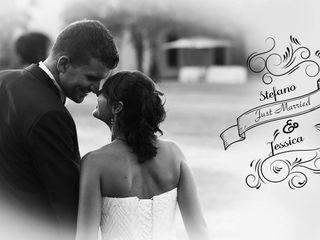 le nozze di Jessica e Stefano 1