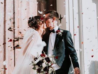 Le nozze di Stefano e Maristella