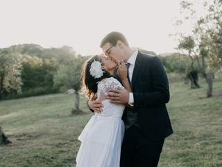 Le nozze di Camila e Luca