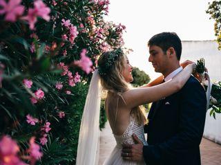 Le nozze di Hanna e Sebastian