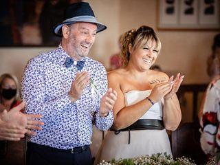 Le nozze di Linda e Bepo