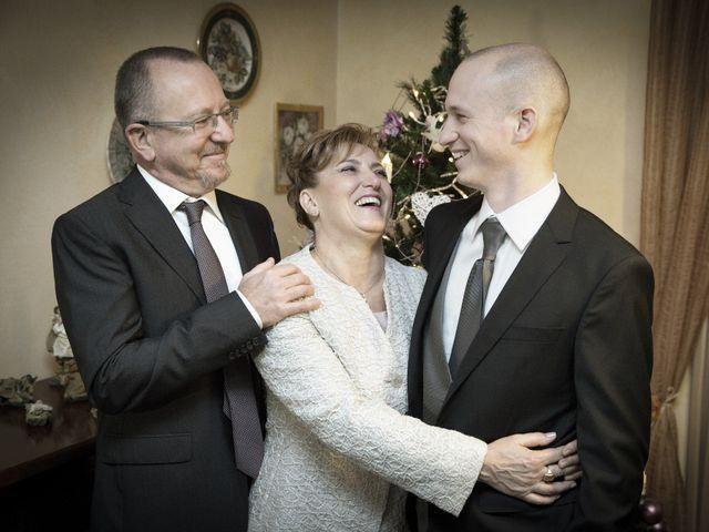 Il matrimonio di Matteo e Roberta a Seregno, Monza e Brianza 12