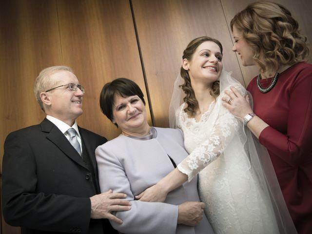 Il matrimonio di Matteo e Roberta a Seregno, Monza e Brianza 23
