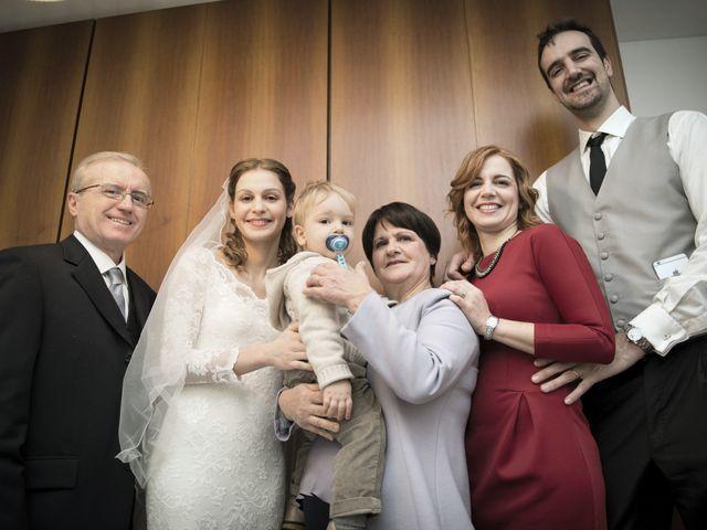 Il matrimonio di Matteo e Roberta a Seregno, Monza e Brianza 26