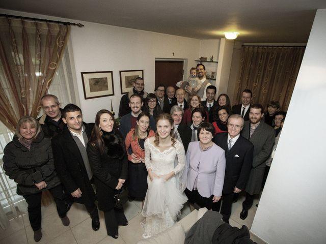 Il matrimonio di Matteo e Roberta a Seregno, Monza e Brianza 27