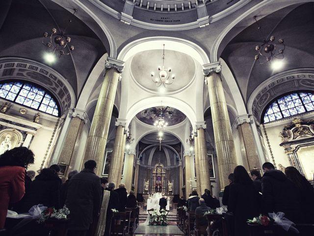 Il matrimonio di Matteo e Roberta a Seregno, Monza e Brianza 36
