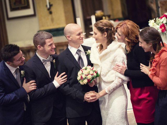 Il matrimonio di Matteo e Roberta a Seregno, Monza e Brianza 47