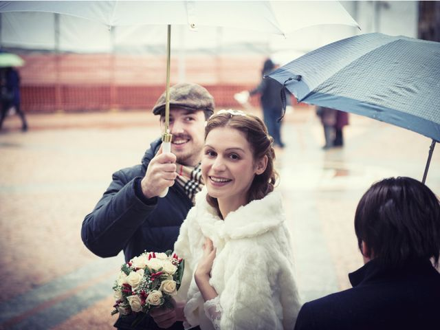 Il matrimonio di Matteo e Roberta a Seregno, Monza e Brianza 54