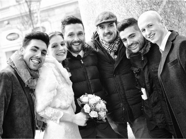 Il matrimonio di Matteo e Roberta a Seregno, Monza e Brianza 55