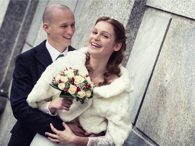 Il matrimonio di Matteo e Roberta a Seregno, Monza e Brianza 56
