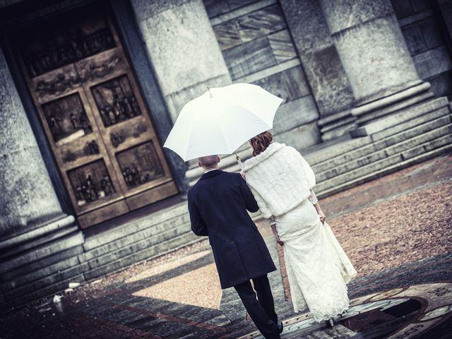 Il matrimonio di Matteo e Roberta a Seregno, Monza e Brianza 58